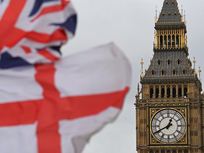 The result has plunged the UK into economic uncertainty. Picture: AFP/Ben Stansall