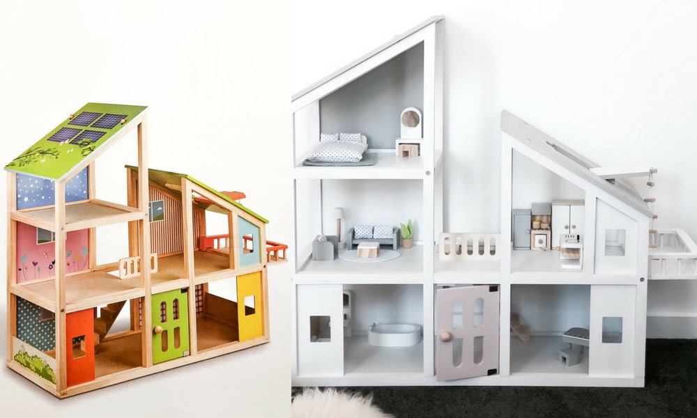 Aldi Dollhouse Hack Mum S Makeover Of Popular Toy Is Stunning Kidspot