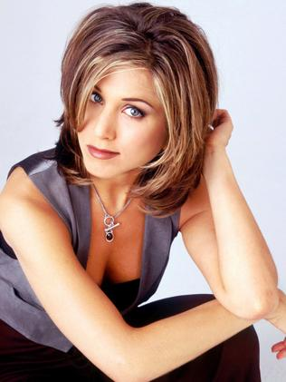 She played the character 'Rachel' in the popular '90s TV show, Friends.