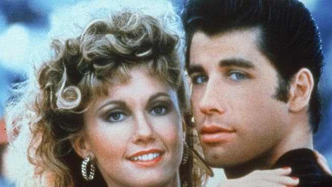 Olivia Newton-John shot to stardom in the film Grease in 1978.