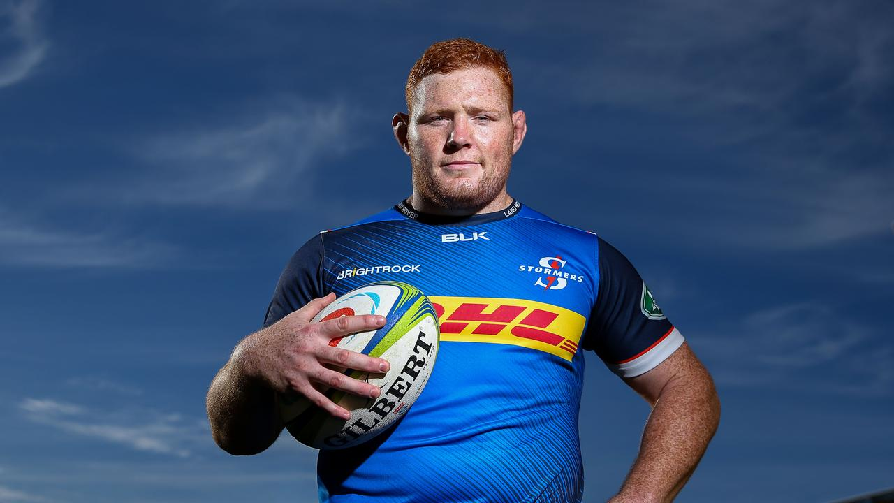Steven Kitshoff is one of Super Rugby's finest forward.