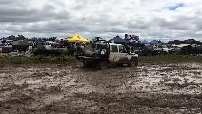 The Deniliquin Ute Muster