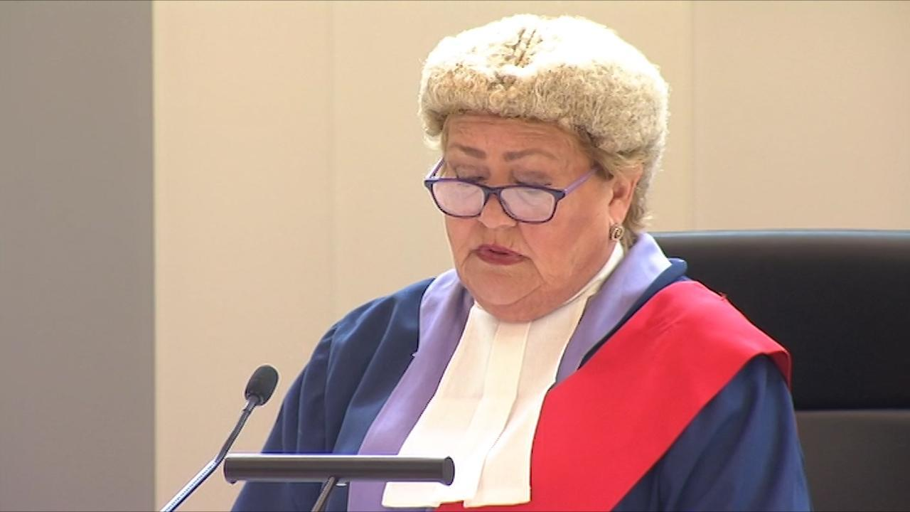 Judge slams Matthew Perrin: 'You still have no self-realisation or remorse'