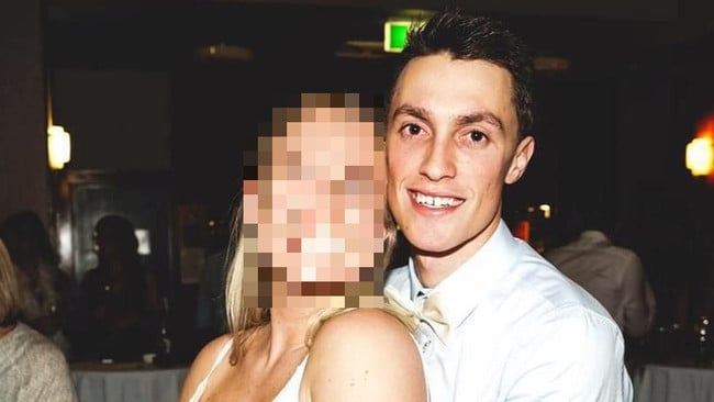 Lachlan Corbett pleaded guilty to driving the mid-range drink driving offence. Picture: Facebook