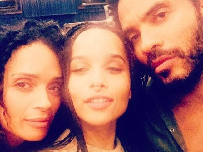 Zoe Kravitz Recalls Life With Step Mum Nicole Kidman And