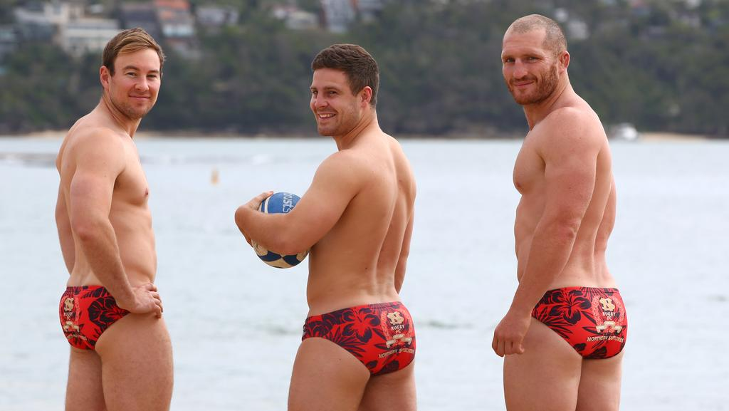 Northern Suburbs Rugbys New Budgie Smugglers  News Local-5308