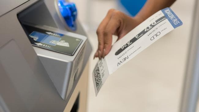 Hard-copy boarding passes are risky, cybersecurity experts warn.