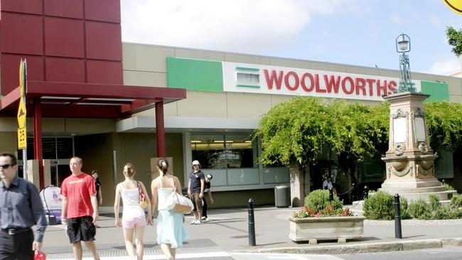 The Woolworths in Balmain. Picture: Erin Byrne