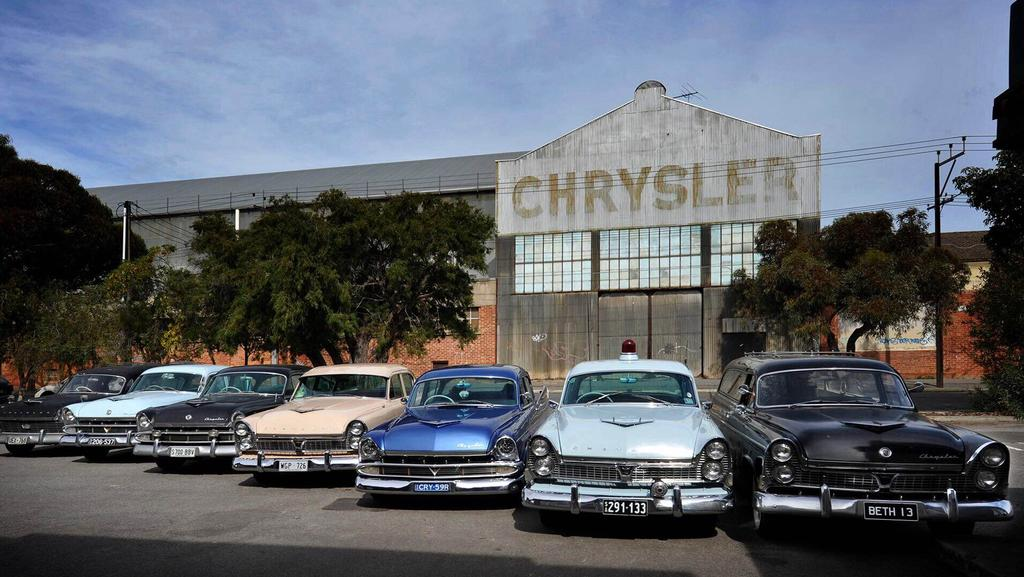Remember when Chryslers were made in Adelaide? | Adelaide Now