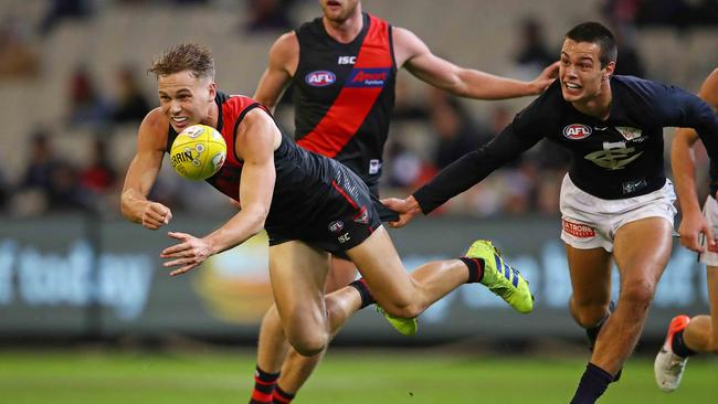 Essendon's Dylan Clarke is the most traded-in player in SuperCoach this week