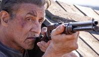 "This image released by Lionsgate shows Sylvester Stallone as John Rambo in a scene from ""Rambo: Last Blood."" (Yana Blajeva/Lionsgate via AP)"