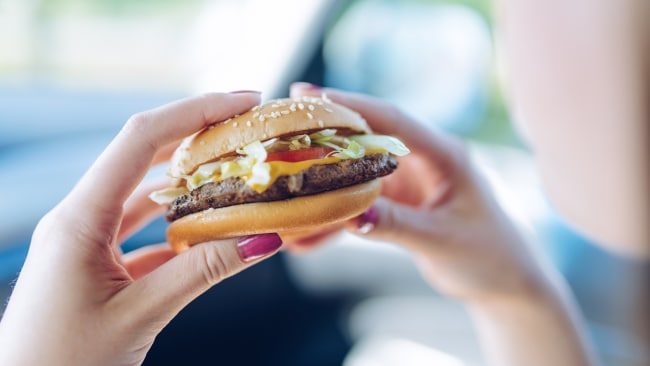 Don't reach for the burgers. Image: iStock
