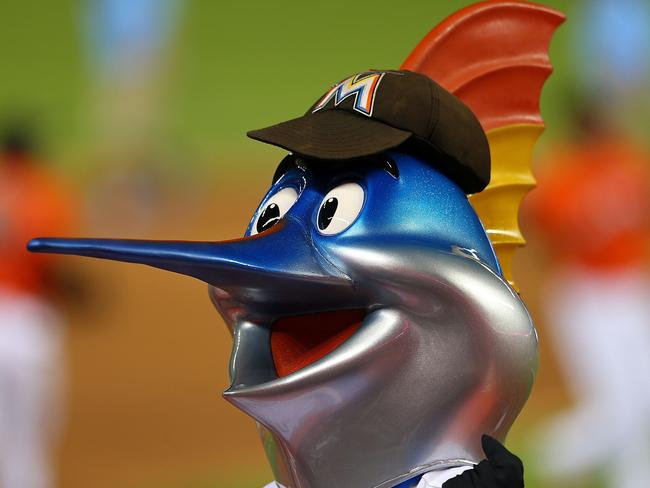 Billy the Marlin will swim on. His long-time actor will not.