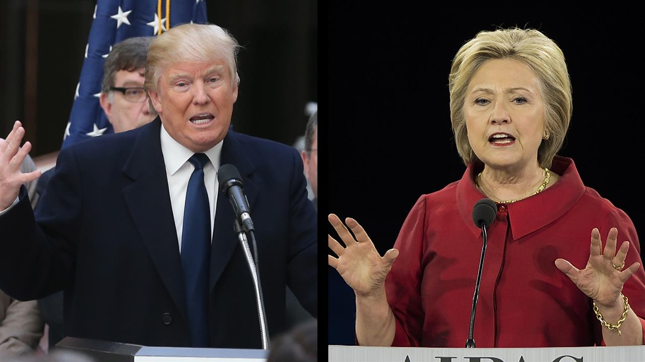 Trump, Clinton Respond to Brussels Terror Attacks