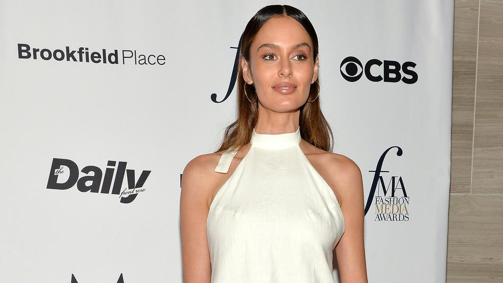 Nicole Trunfio leaves fans gobsmacked with home alone