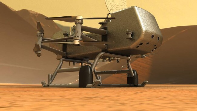 COVID-19 delays NASA Dragonfly mission to Titan until 2027 – NEWS.com.au
