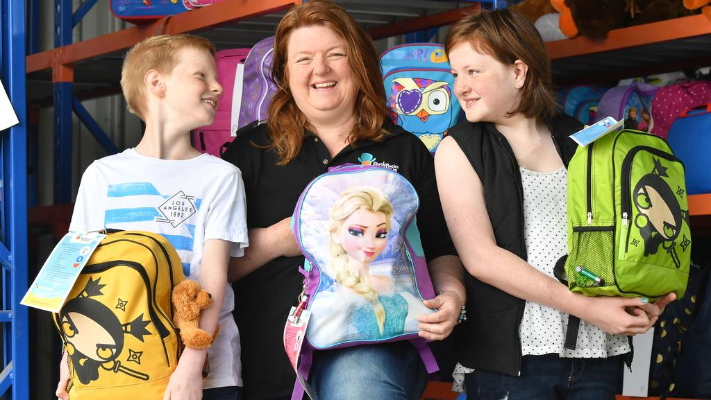 Adelaide Charity Backpacks 4 Sa Kids Now Planning To Help Homeless