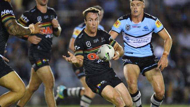 James Maloney has struggled to recapture his form from 2019.