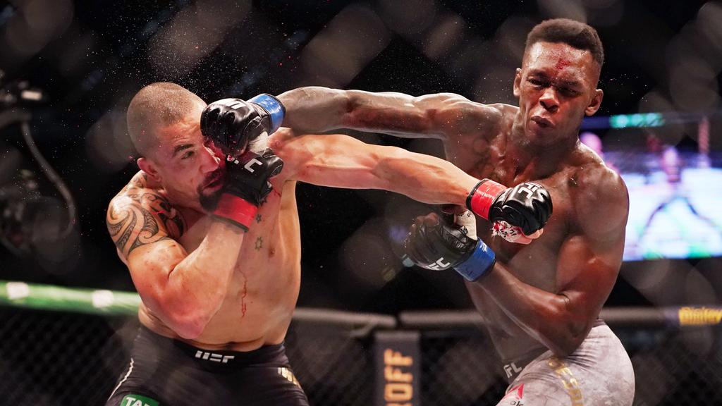 Robert Whittaker lost his title to Israel Adesanya in October. Picture: AAP/Michael Dodge