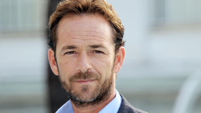 Happy birthday Luke Perry, who would've turned 53 today.