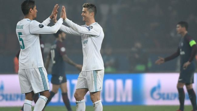 08f93333e018e Paris Saint-Germain v Real Madrid: Ligue 1 giants ridiculed for meek  surrender in Champions League
