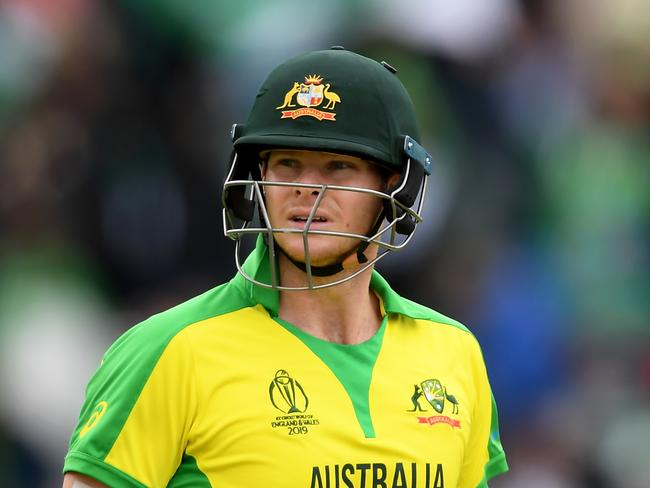Steve Smith has been fuelled by the hate so far this World Cup.