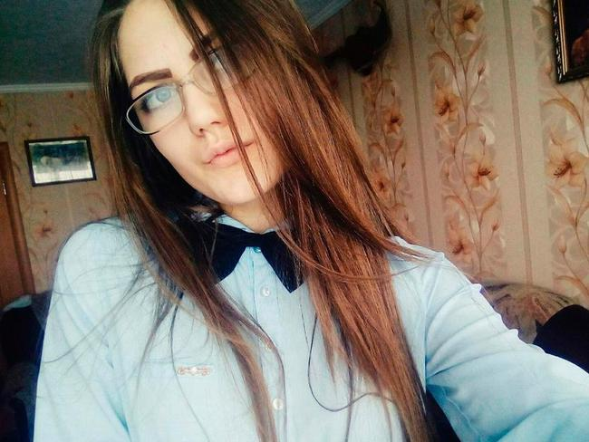 Yulia, 15, jumped to her death from an apartment block.