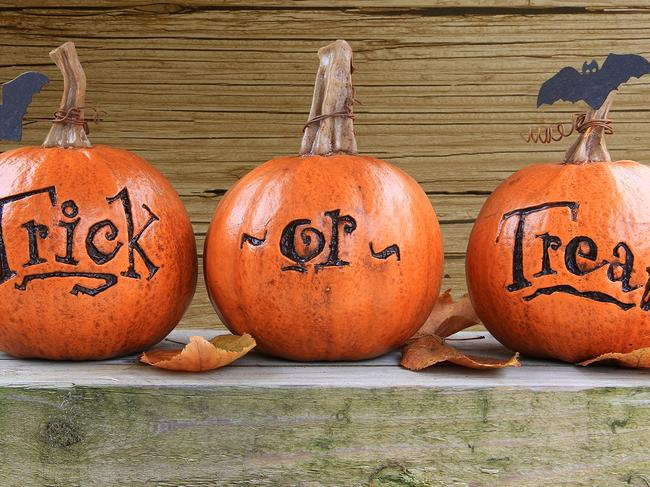 Trick or Treat? There are plenty of Halloween events in Melbourne to enjoy. Picture: Supplied