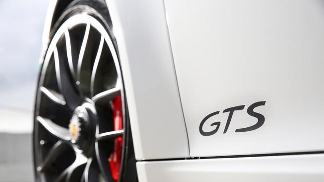 Porsche Carrera GTS.