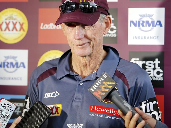 Nobody out-foxes the supercoach.