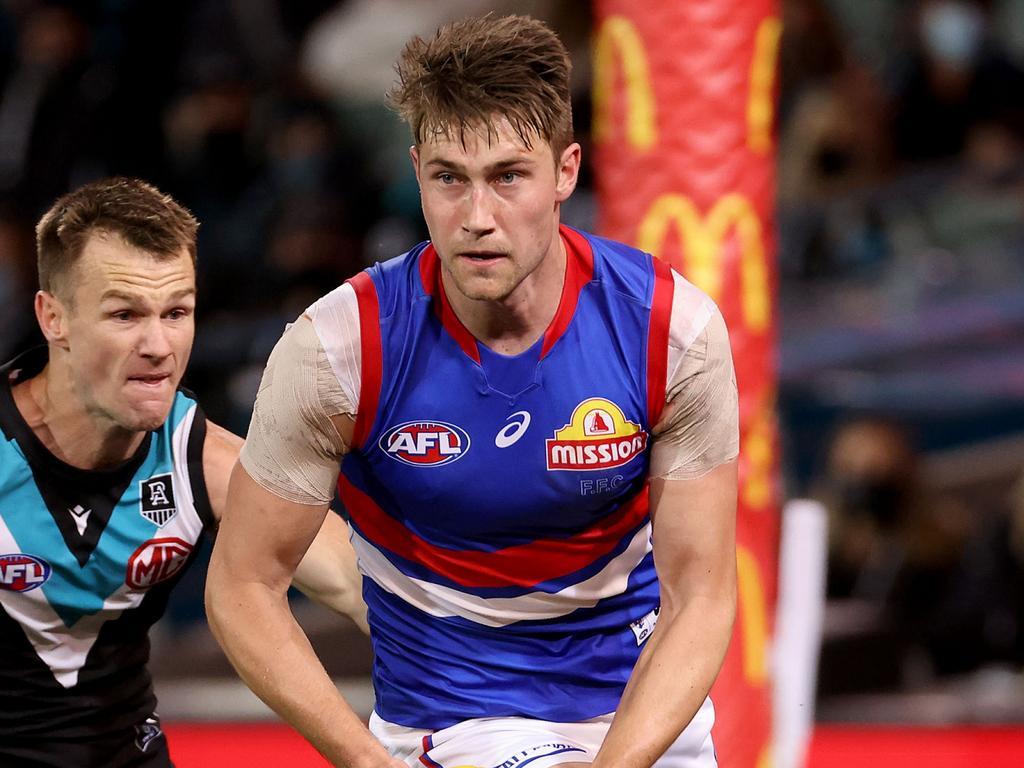 AFL 2nd Preliminary Final - Port Adelaide v Western Bulldogs