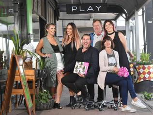 PORT RD BUSINESSES CHEER END OF ROADWORKS