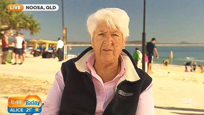 Dawn Fraser says tennis brats can go back to 'where their parents came from'