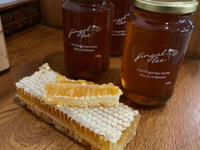 Fingal Bee Honey at Bobs Farm. Picture: Jenifer Jagielski