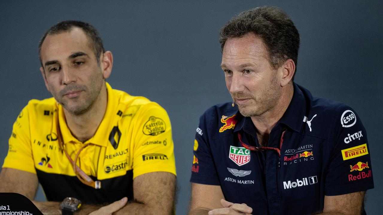 Cyril Abiteboul wants a cap on spending to allow Renault to compete with the likes of Red Bull.