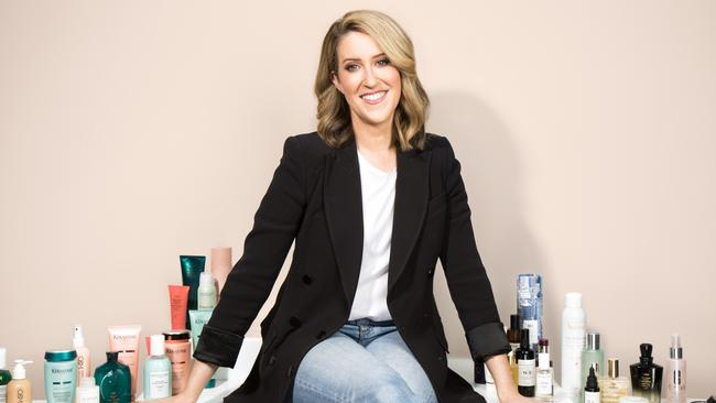 Kate Morris was just 21 years old when she founded Adore Beauty from the garage of her Melbourne home.