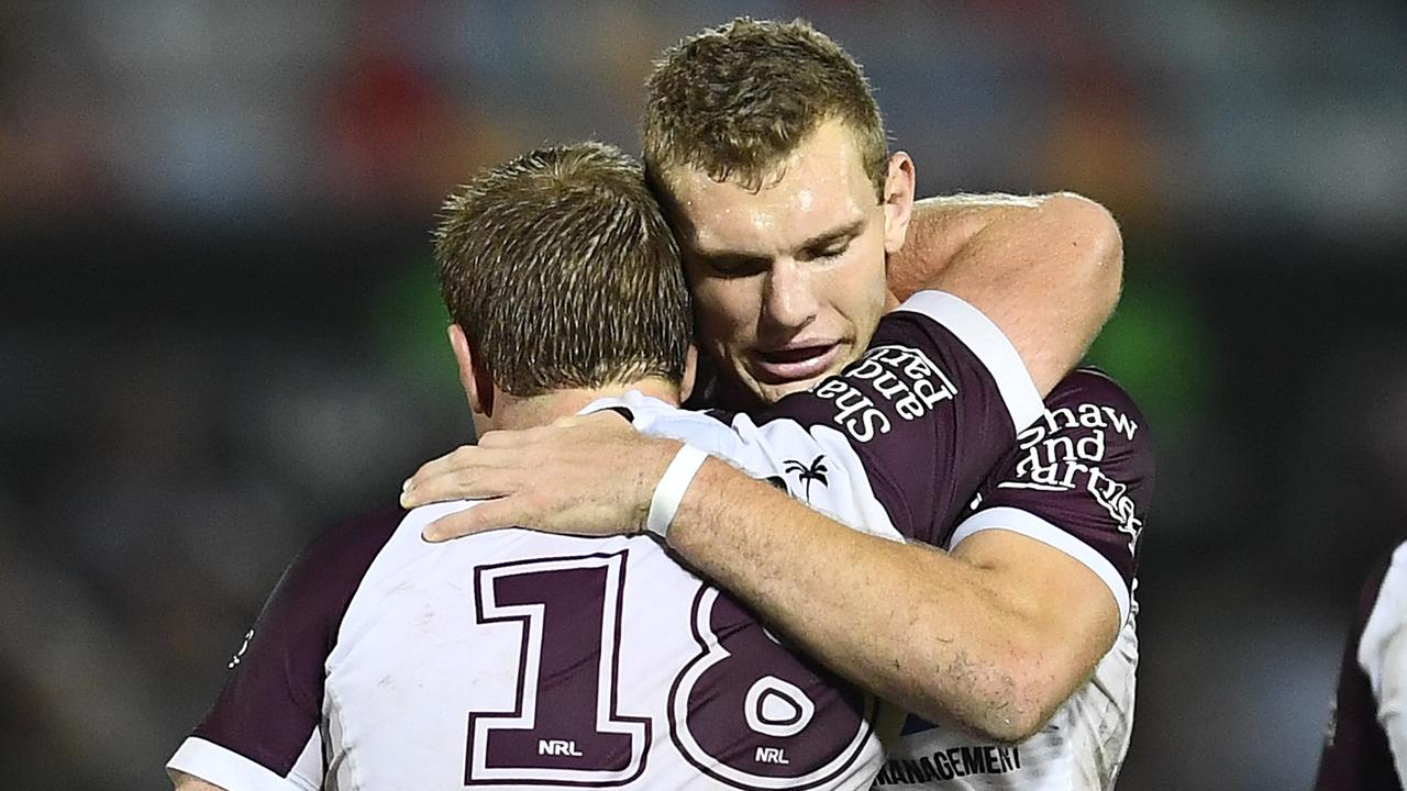 The Trbojevic brothers are reportedly being offered a monster contract to remain at the Sea Eagles.