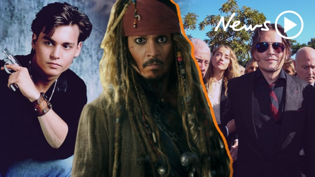 Private jets and punching paparazzi: the crazy life of Johnny Depp