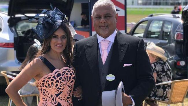 Mahmud and his wife Aisha attended Ascot in July. Aisha is the only family member who doesn't work for the family business but she enjoys its riches nonetheless.
