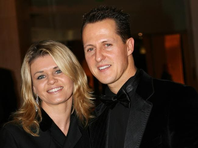 Schumacher won seven F1 Championships during his competitive career.