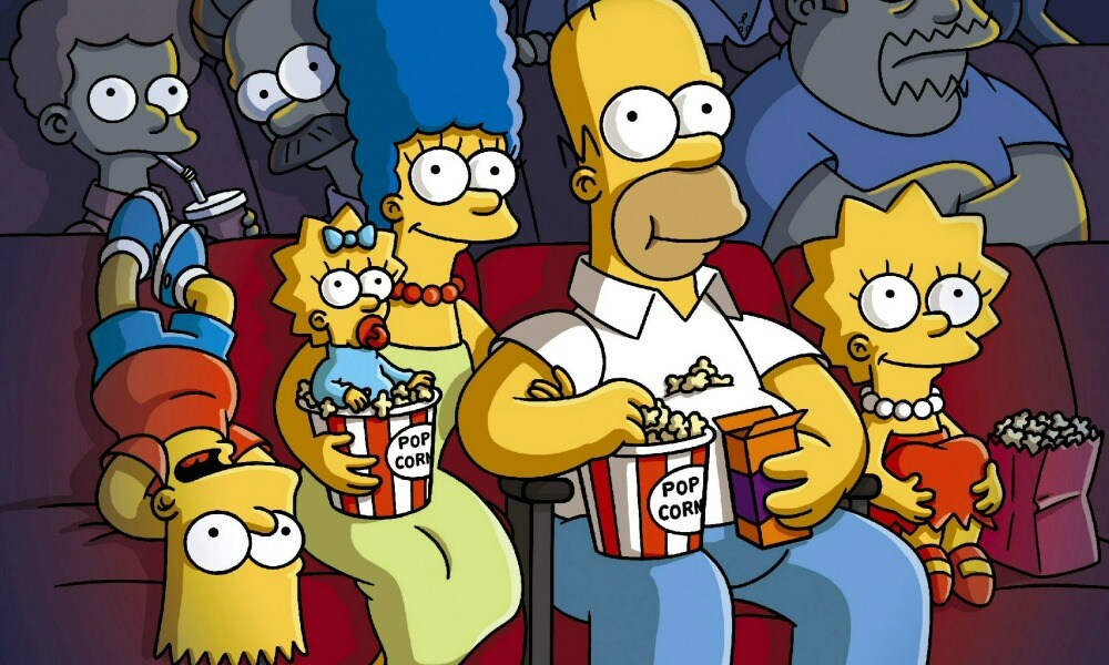 The Simpsons Movie is finally getting a sequel
