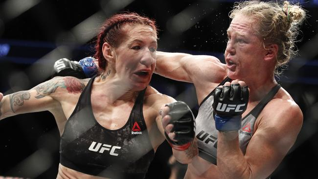 UFC responds to 'transgender' furore surrounding Cris Cyborg