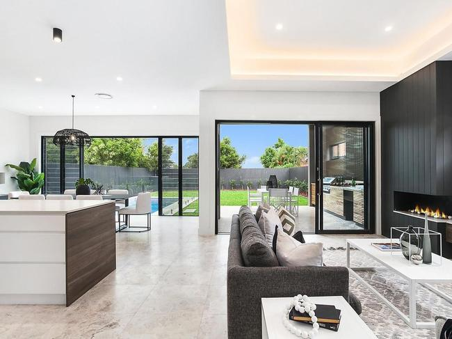 The auction of this Gladesville property was held just before Easter