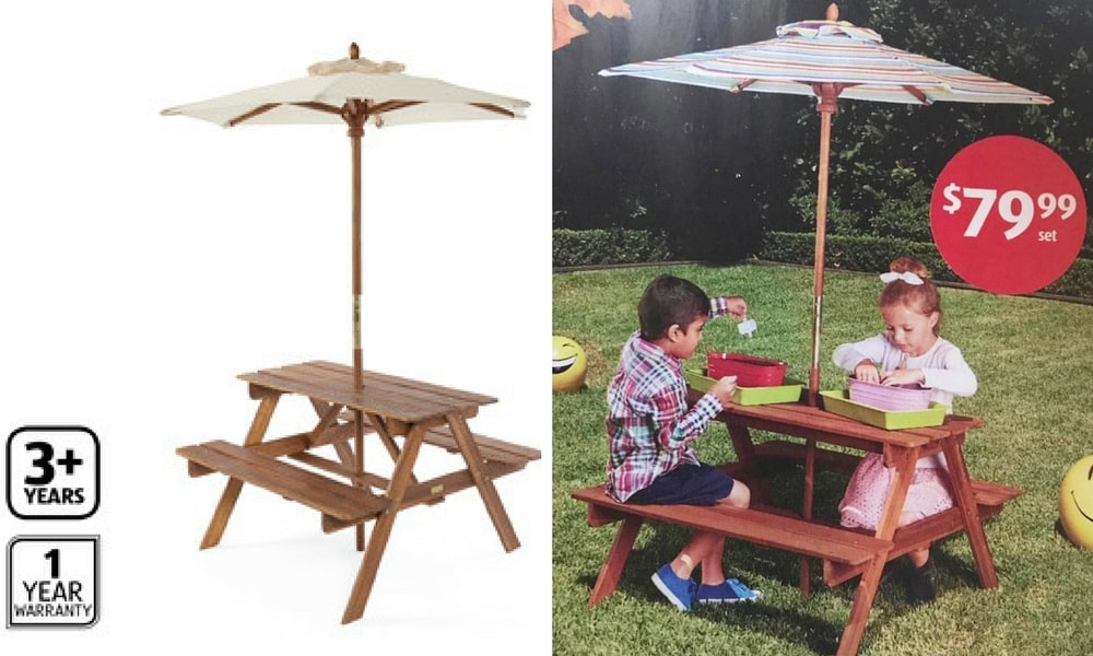 Aldi Kids Table