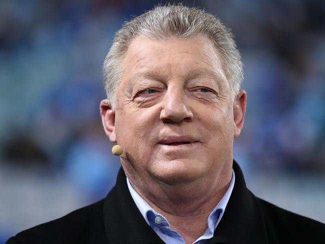 Phil Gould has cut loose on the Titans.