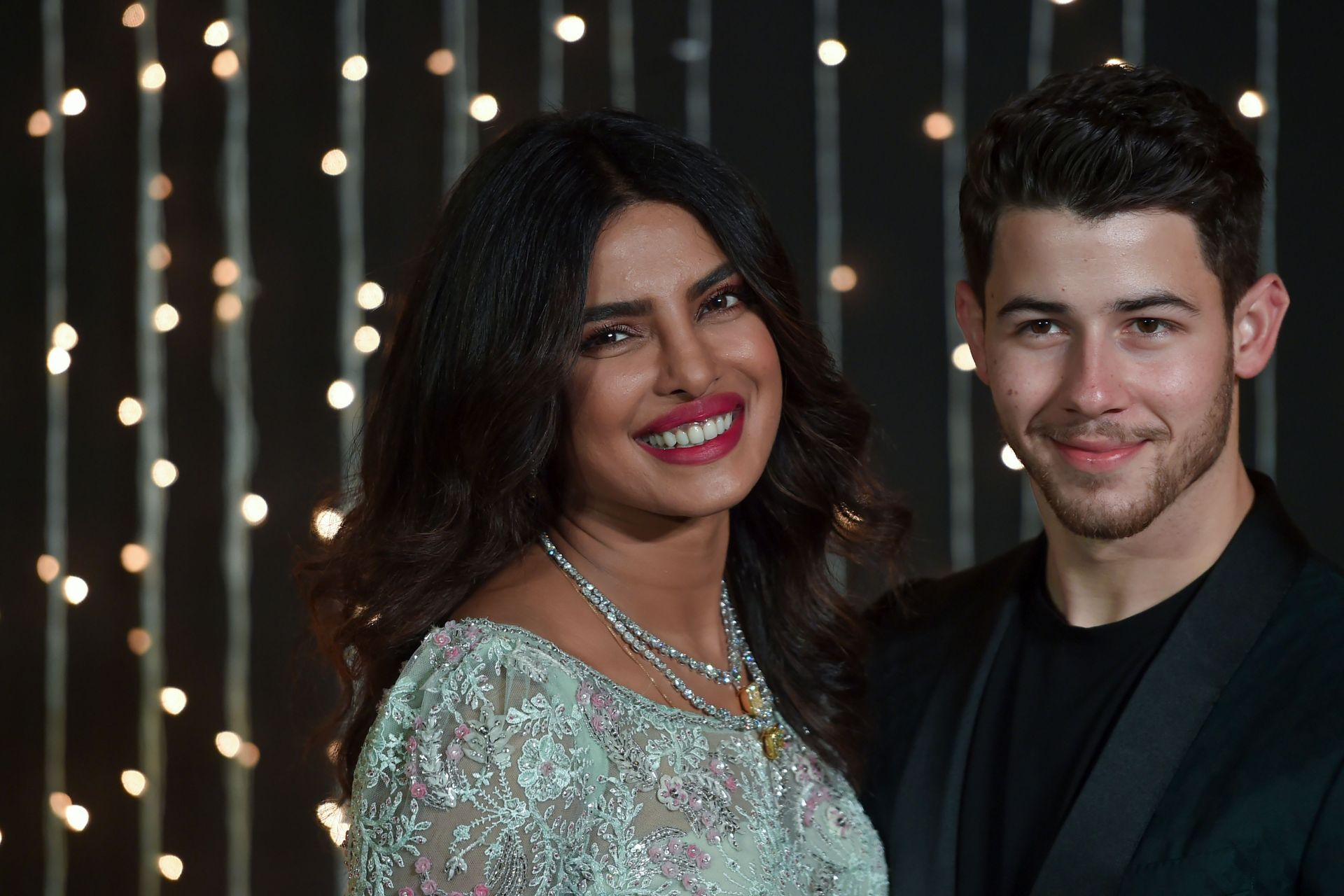 Priyanka Chopra and Nick Jonas just hosted yet another wedding reception