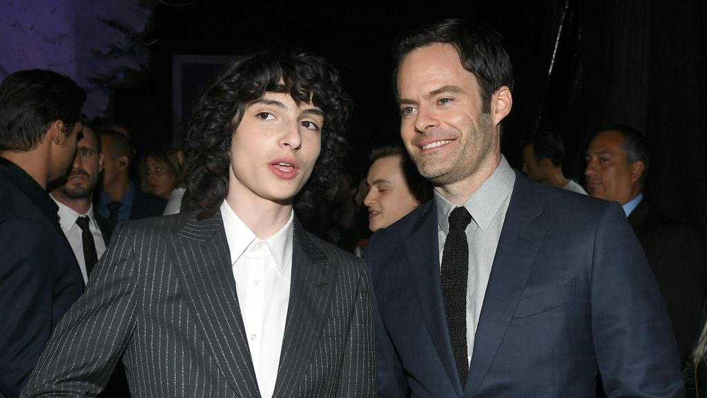 Bill Hader: Actor on It Chapter Two and becoming a rock star