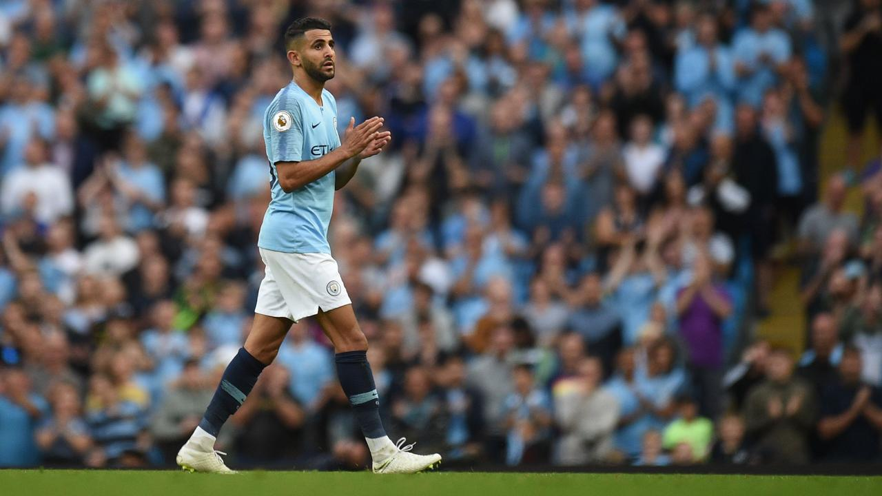 Manchester City paid A$46million too much for Algerian winger Riyad Mahrez, according to the CIES Football Observatory's study.