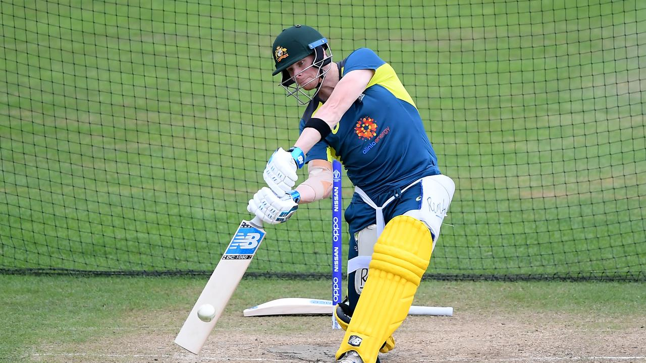 Cricket World Cup 2019: Steve Smith still learning moderation after suspension