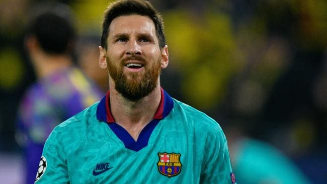 Lionel Messi returned but couldn't get on the scoresheet.